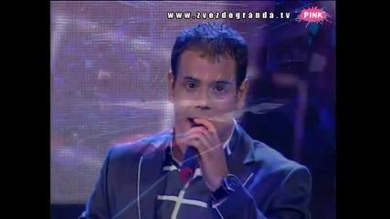 Mišel Gvozdenović - Muštuluk (Zvezde Granda 2010_2011 - Emisija 23 - 12.03.2011)