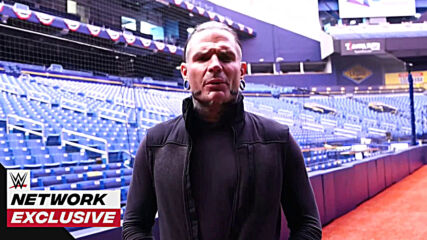 Jeff Hardy declares for the Royal Rumble Match: WWE Network Exclusive, Jan. 18, 2021