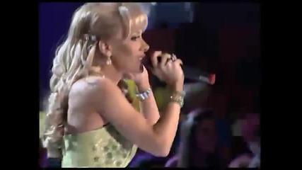 Snežana Kockar - Ženski Baraž (Zvezde Granda 2011_2012 - Emisija 6 - 29.10.2011)