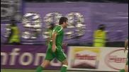 Шампионска лига. Maribor - Maccabi Haifa. Акценти от срещата