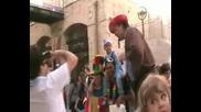 Празника Пурим в Ерусалим