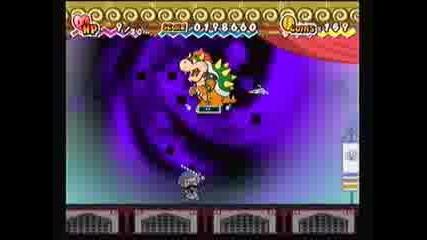 Super Paper Mario Walkthrough Part 30 - The Sammer - ai Challenge!