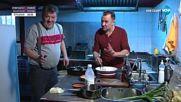 """Традиционна българска вечеря със Станимир Гъмов в """"Черешката на тортата"""" (23.02.2018) - Част 1"""