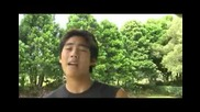 Asian Boy - The Ninja Glare