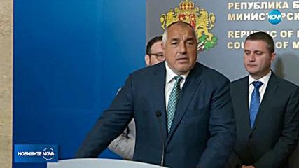 Борисов за ЧЕЗ: Не се меся, независимите регулатори да си свършат работата