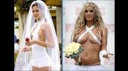 Такива сватбени рокли не ви пожелаваме да видите на живо