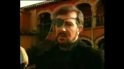 Arturo Peniche - Интервю (Zorro La Espada Y La Rosa)