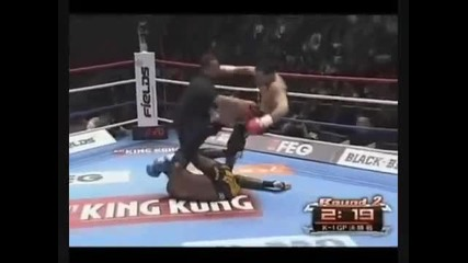 Badr Hari Highligts 2009