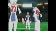 Galactik football last match(season 1)
