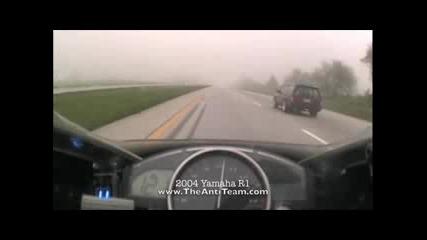 Удивително!!! Volvo Wagon Прави 306 Km/h