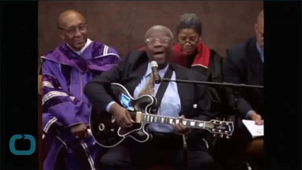 B.B. King, the Beale Street Blues Boy