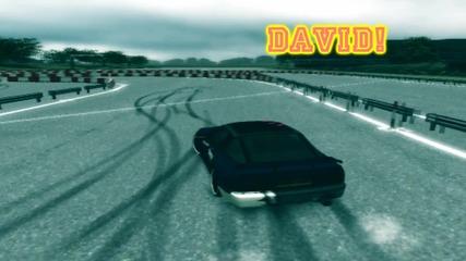 David traning !