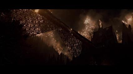 """"""" Хари Потър и Даровете на Смъртта - Част 2 """" Трейлър 2 Hq"""