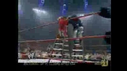 Rob Van Dam & Jeff Hardy vs. Bubba Ray & Spike Dudley vs. Christian & Chris Jericho vs. Kane