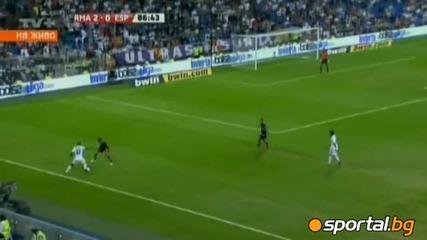 Реал Мадрид - Еспаньол 3:0 21.09.2010