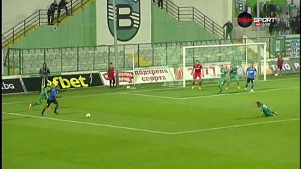 Черно море матира Витоша с втори гол