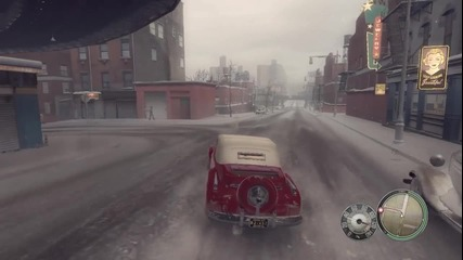 Mafia 2 - My Gameplay # 1 - Car Ride