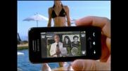 Samsung Instinct - qka reklama