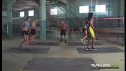 Безкомпромисна фитнес програма- скорост, сила и пот, 17 Speed Power Sweat