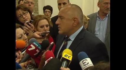 Според Бойко Борисов не е нормално кметът на Варна и министър-председателят да не могат да се свържат и да си говорят