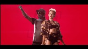 Will. I. Am. ft. Miley Cyrus, Wiz Khalifa, French Montana - Feeling' Myself (official video)