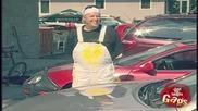 К'во ми боядисваш колата бе ... - Скрита Камера