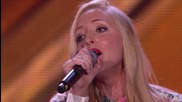Lizzy Pattinson sings Chris Isaak's Wicked Game - Boot Camp - The X Factor Uk 2014