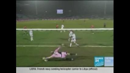 """""""Лил"""" и """"Анже"""" са на полуфиналите за Купата на Франция"""