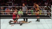 R-truth & Xavier Woods vs. Rybaxel: Wwe Superstars, June 26, 2014