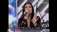 Dragana Mirkovic - Jedino moje (uzivo)