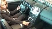 Емили ревю на Мерцедес Mclaren slr 722s roadster