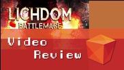 Екшън с магии и страхотна графика? Заповядайте Lichdom: Battlemage!