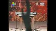 Сериозен кандидат в Турски таланти (само на 8 годинки)