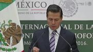 Mexico: President Pena Nieto advocates legalising gay marriage