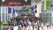 Германия: Фенове се обличат като герой от игри по време на Gamescom 2015