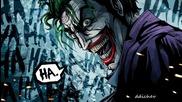 С Т Р А Х О Т Н А !! Caleb Mak - The Joker | Кристален звук |