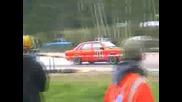Audi drifting