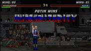 Украински Мортал Комбат- Путин против Порошенко