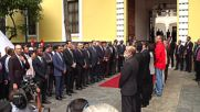 Venezuela: Caracas assumes Mercosur presidency with flag-raising ceremony