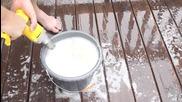 бърз начин за почистване на картофи