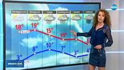 Прогноза за времето (01.03.2020 - централна емисия)