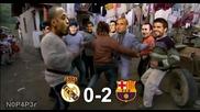 Вижте как посреща финала отбора на Барселона