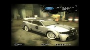 Nfs Mw - My Cars