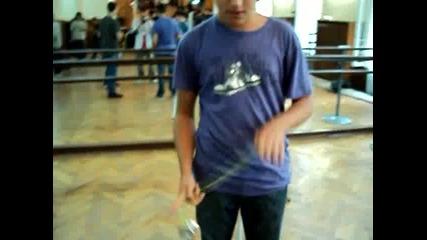 Byyc 2010 - Гого цъка преди състезанието