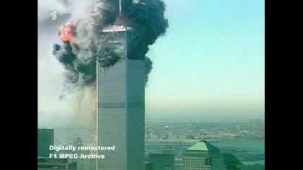 World Trade Center second Plane Crash