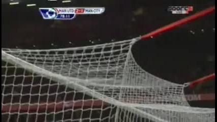 Wayne Rooney vs Man. City 2 - 1 ;)