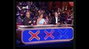 Eleni Kariolaki Xoros Ellada exeis Talento - 1 Greece Got Talent Show 19 03 2010