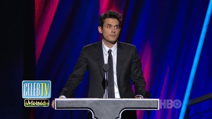 John Mayer Epic Speech on Wannabes