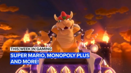 This Week in Gaming: Super Mario, Monopoly Plus and more!