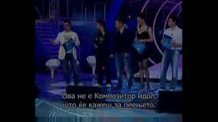 Music Idol 3 - невероятното изпълнение на Александър и Боjан